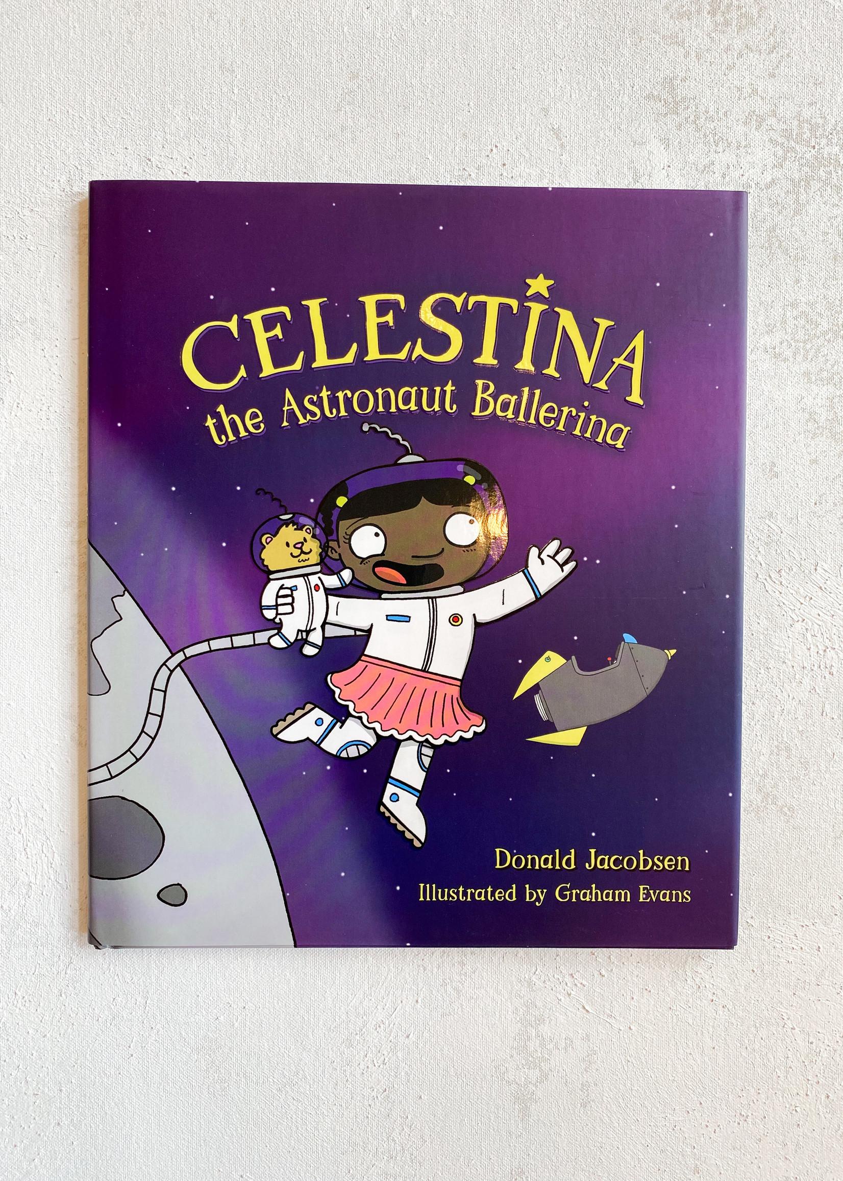 Elitaire Petite Celestina the Astronaut Ballerina