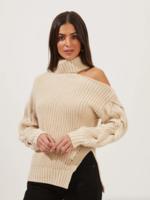 Elitaire Boutique Sequoia Sweater in Cream