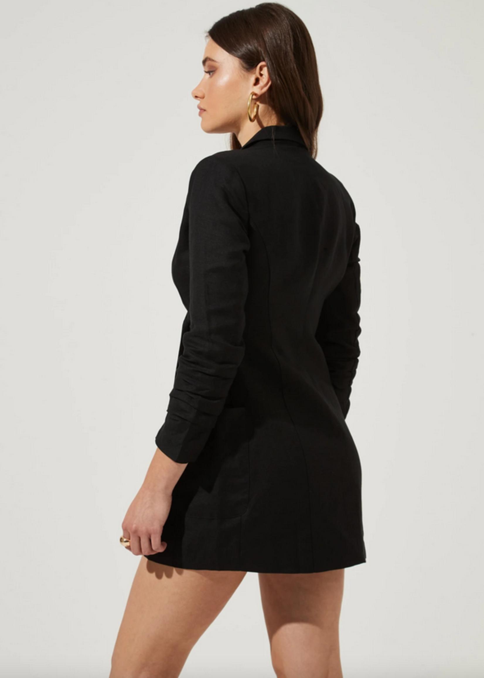 Elitaire Boutique Olivia Blazer Dress