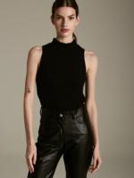 Elitaire Boutique The Willa Top in Black