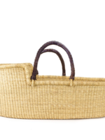 Elitaire Petite Moses Basket (Mattress and Sheet Included)