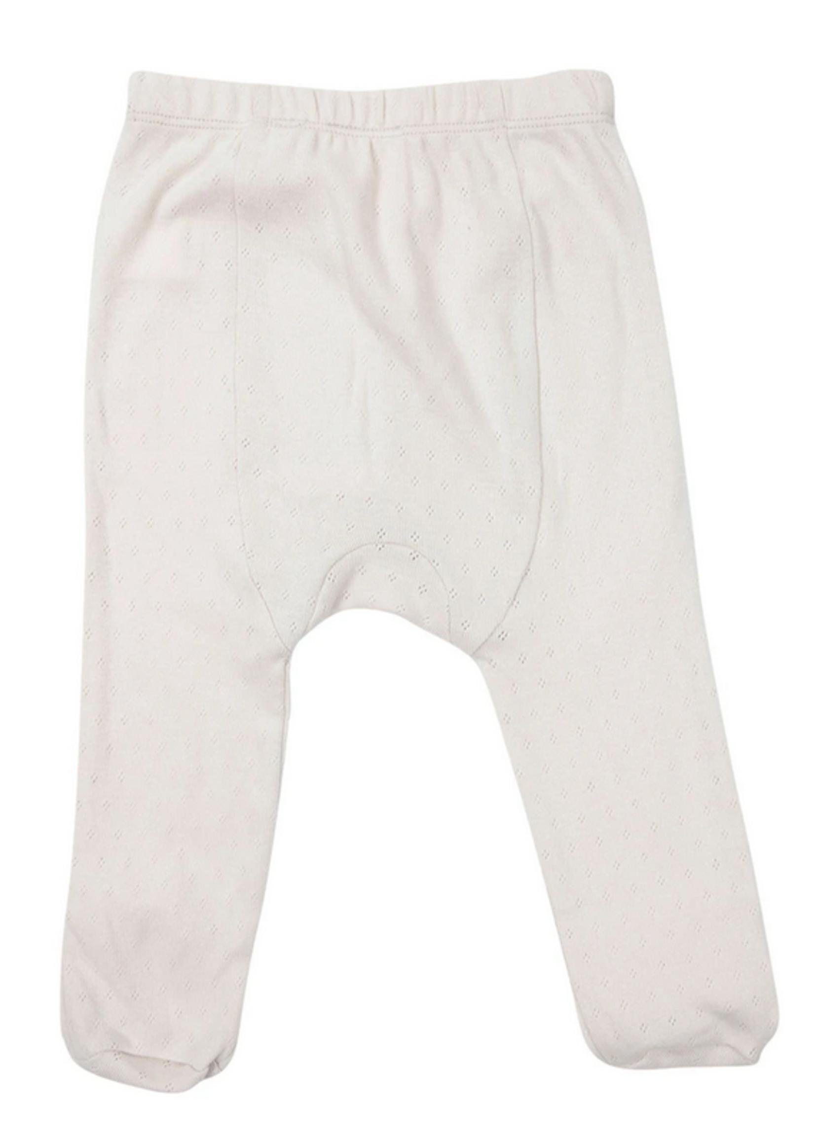 Elitaire Petite Organic Baby Legging in Grey