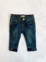 Elitaire Petite Ford Jean in Blue