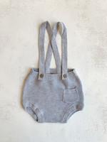 Elitaire Petite Kyle Knit Bubble in Grey