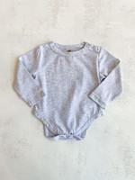 Elitaire Petite Morgan Onesie in Grey