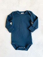 Elitaire Petite Cooper Bodysuit in Midnight