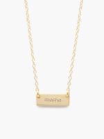 """Elitaire Boutique Vista Necklace """"Mama"""""""