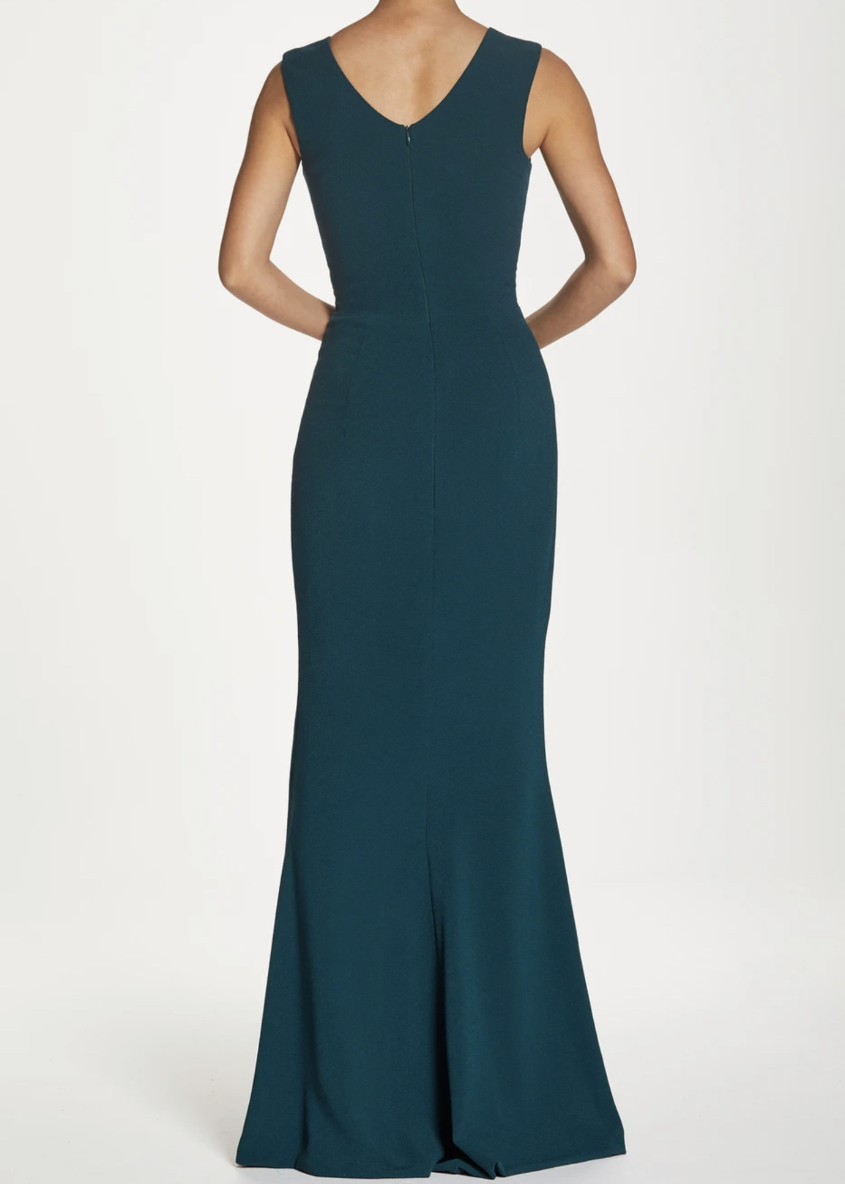 Elitaire Boutique Sandra Gown in Pine