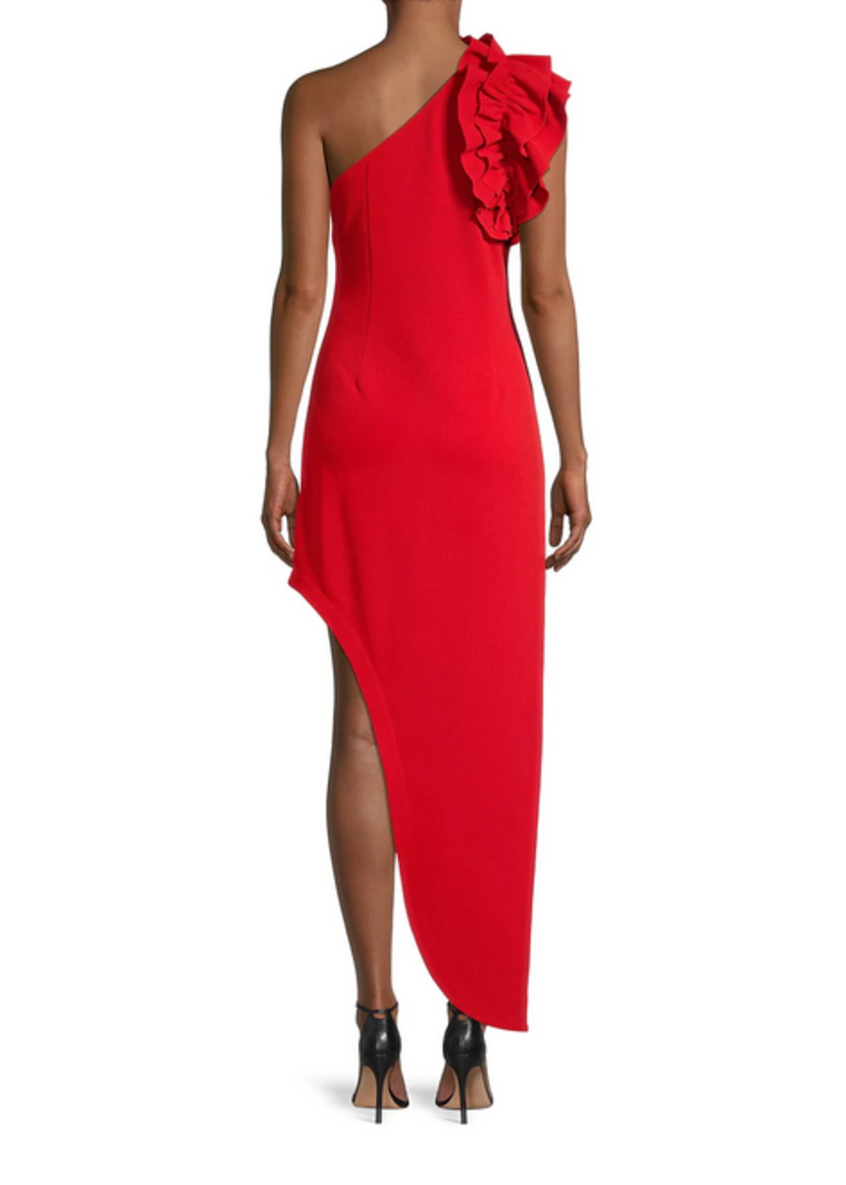 Elitaire Boutique Womanism Dress in Scarlett