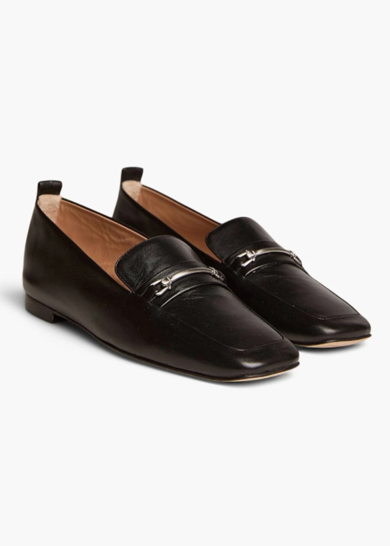 Elitaire Boutique The Diane Black Loafer