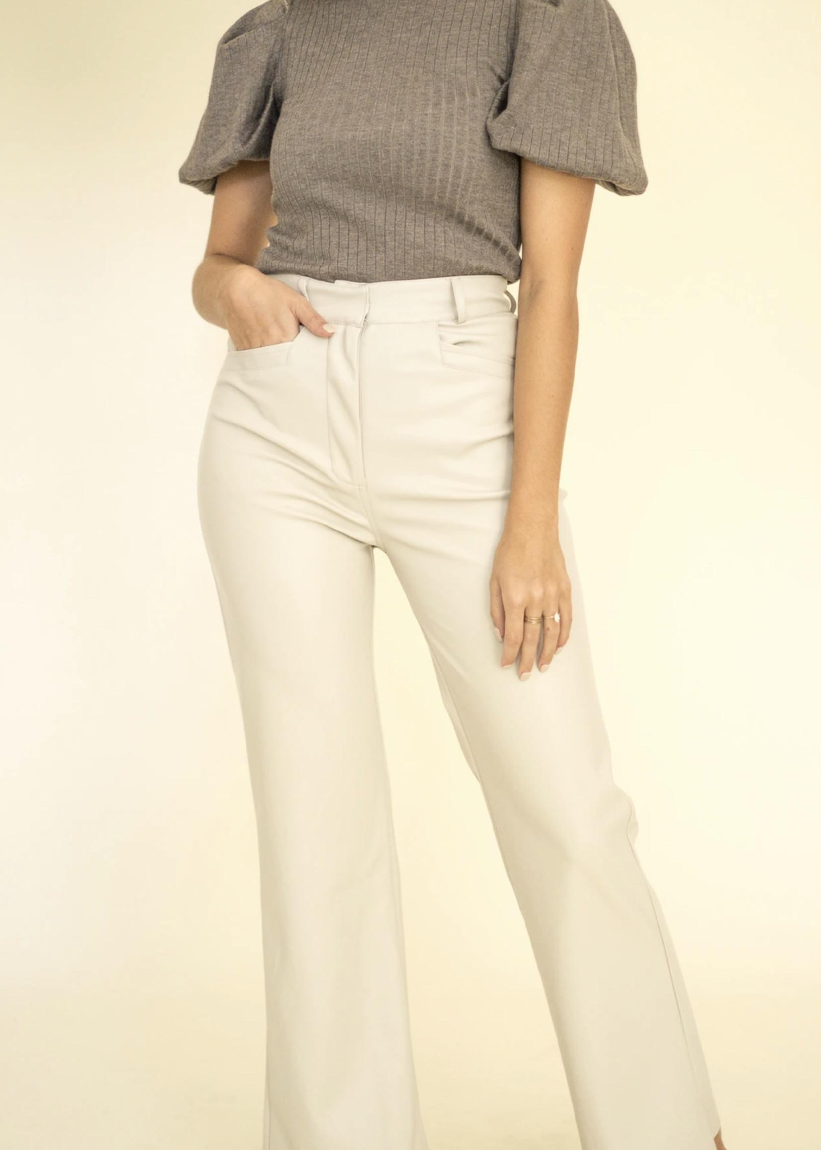 Elitaire Boutique Vegan Leather Trousers