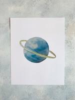 Elitaire Petite Planet Watercolor