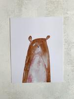 Elitaire Petite Bear Watercolor