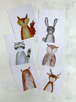 Elitaire Petite The Forest Friends Collection Set