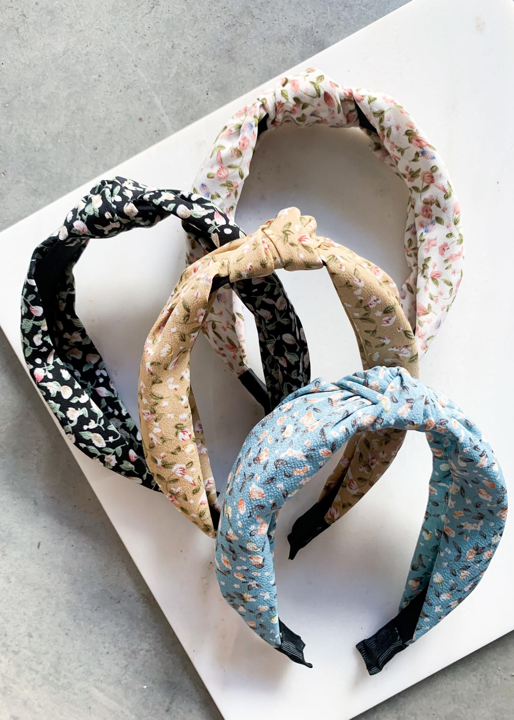 Elitaire Boutique Floral Print Headband