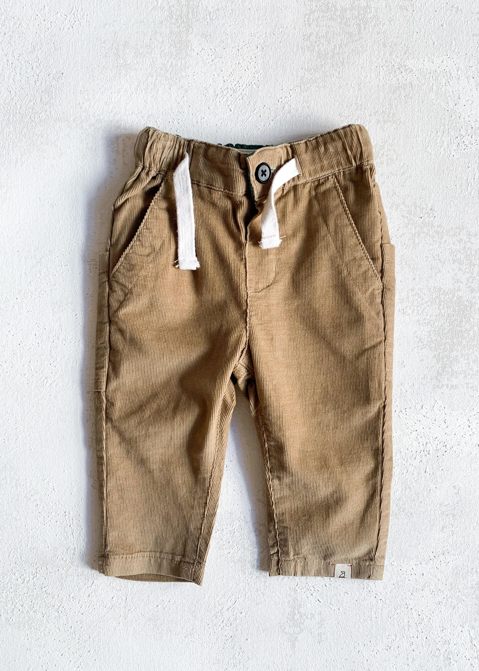 Elitaire Petite Tally Corduroy Pants