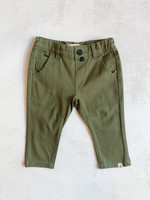 Elitaire Petite Brent Pant in Olive