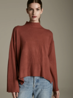 Elitaire Boutique Carrie Sweater in Marsala
