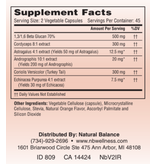 Gastrointestinal Support BETA GLUCAN IMMUNE FORTE 90CT (NEUROBIOLOGIX)