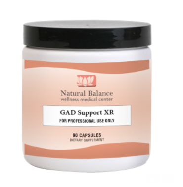 Mood------------- GAD SUPPORT XR (GF, DF, SF)(NEUROBIOLOGIX) (Replacement for Glycine