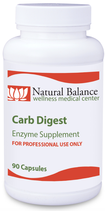 Gastrointestinal Support CARB DIGEST 90ct (PROTHERA/KLAIRE)