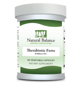 GI Support------ THERABIOTIC FORTE 60CT (replacement for Therabiotic powder and Capsules) (NUMEDICA)