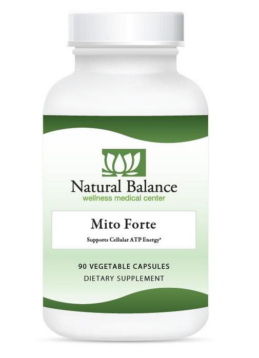 Biomed---------- MITO-FORTE (PREVIOUSLY MITO-ATP)  90CT (GF, DF, SF)