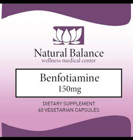 Basic------------- BENFOTIAMINE 150 mg  (60 caps) (Pure/Douglas)