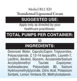 Biomed---------- METHYL B12 XD CREAM