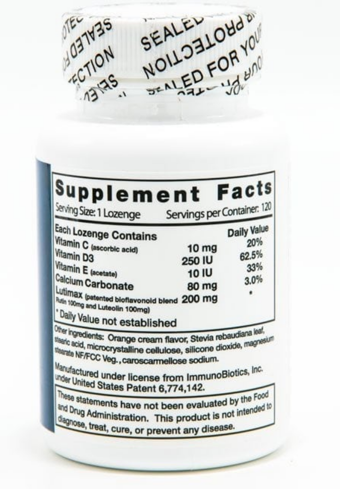 Biomed---------- LUTIMAX LOZENGES