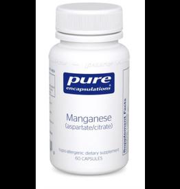 Basic Manganese 60ct (Pure/Douglas)