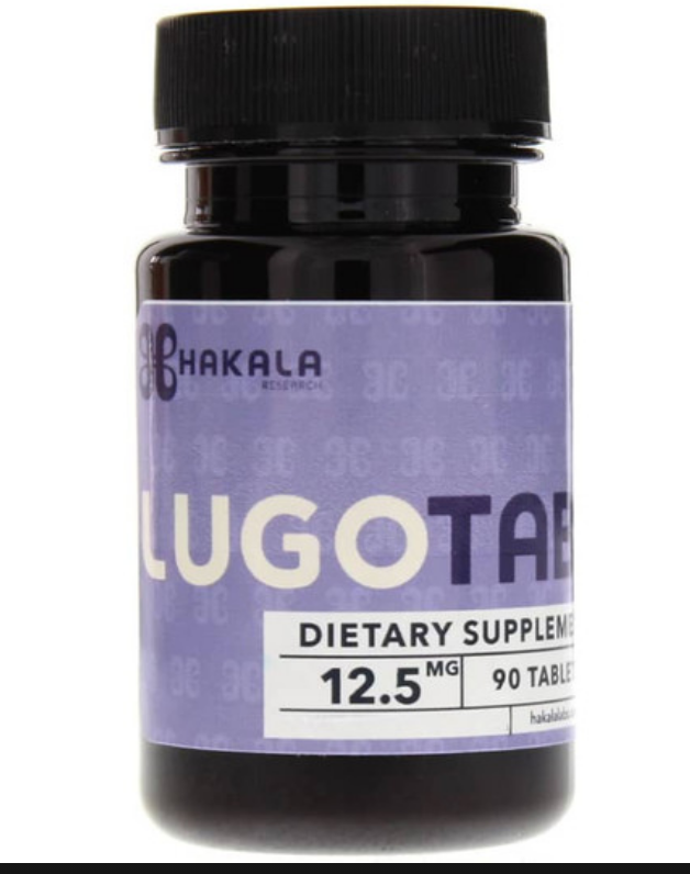 Biomed---------- LUGO TAB 12.5 mg 90 tab (Hakala)