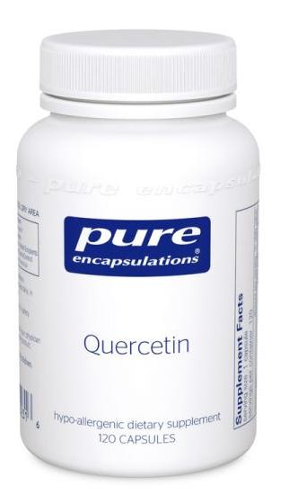Biomed---------- *QUERCETIN 60CT (Pure/Douglas)