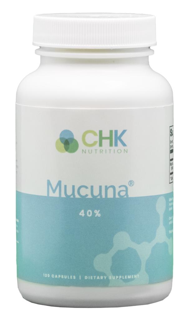 Mood MUCUNA D5 120CT (CHK NUTRITION)