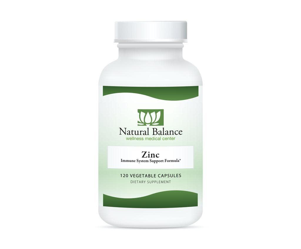 Biomed---------- ZINC CHELATE  120 CT