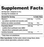 Basic LIPOSOMAL VITAMIN C 150ml 30 servings (Numedica) (7oz)
