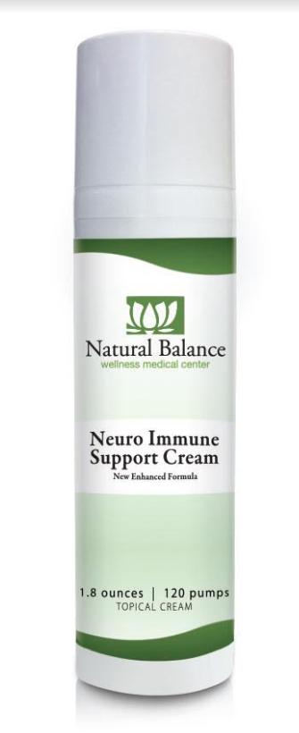 Biomed---------- NEURO IMMUNE SUPPORT CREAM 120 PUMPS