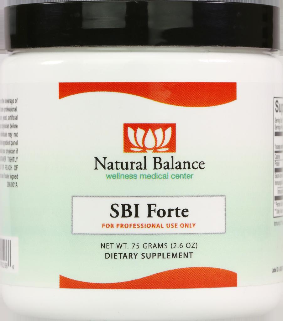 GI SBI FORTE 2.6 OZ (GF, DF, SF)  (ORTHO MOLECULAR)