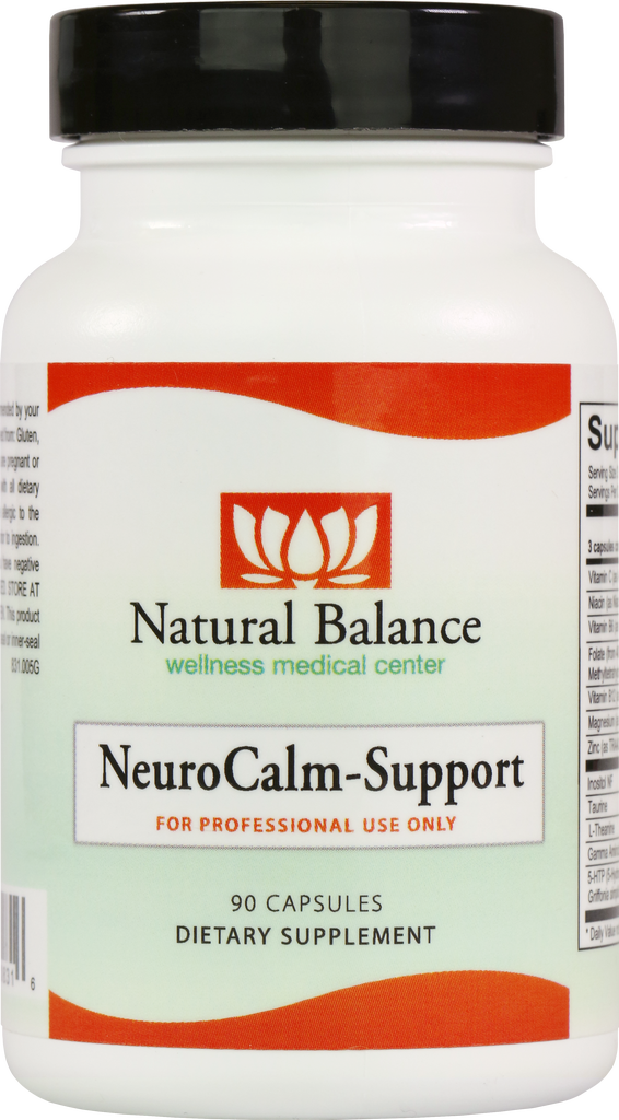 Basic------------- NEUROCALM SUPPORT  CAPSULES 90 CT