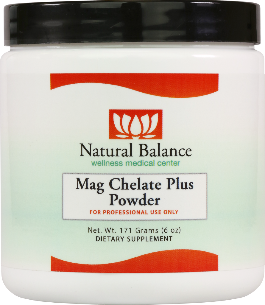 Basic MAG CHELATE PLUS POWDER (GF, DF, SF) (ORTHO MOLECULAR)