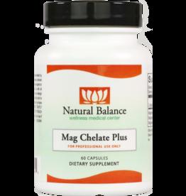 Basic MAG CHELATE PLUS CAPSULES 60CT (GF, DF, SF) (ORTHO MOLECULAR)