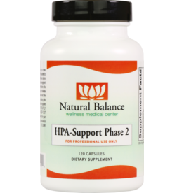 HPA HPA SUPPORT PHASE 2 120 CT  (ADRENE-ALL) (ORTHO MOLECULAR) (5oz)