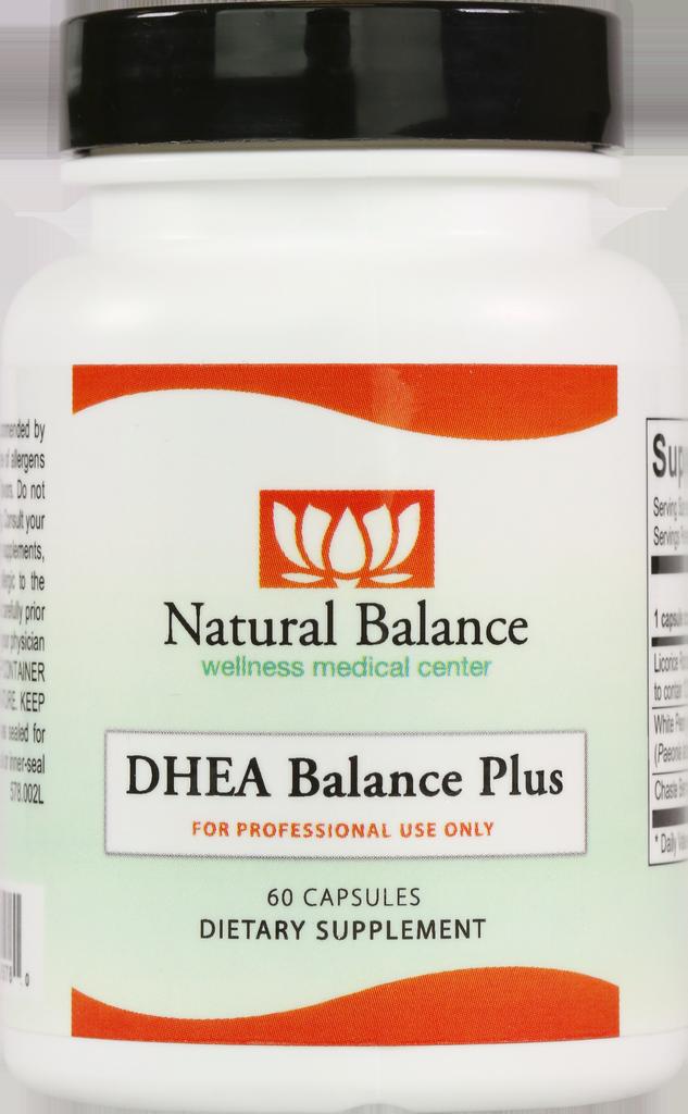 Basic------------- DHEA BALANCE PLUS