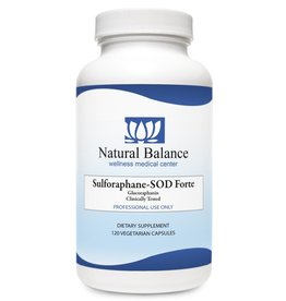 Basic SULFORAPHANE-SOD FORTE 120CT