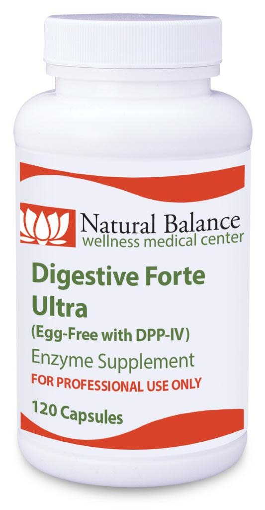 GI DIGESTIVE FORTE ULTRA EGG FREE 120 CT (GF, DF, SF) (PROTHERA/KLAIRE) (VITAL-ZYMES FORTE)