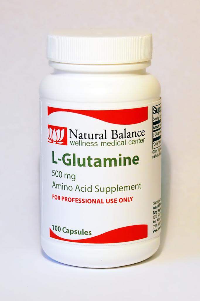 Glycemic L-GLUTAMINE - 100 CT (PROTHERA/KLAIRE)