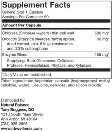 GI Support------ *DUAL PHASE LVR DETOX 120CT CAPSULES (PROTHERA/KLAIRE)