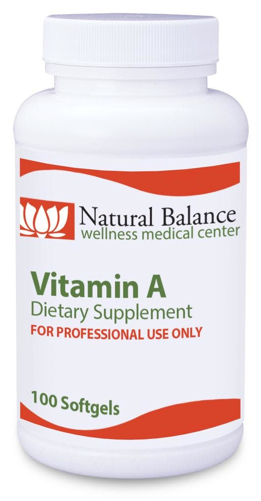 Basic VITAMIN A 100CT (PROTHERA/KLAIRE) (2oz)
