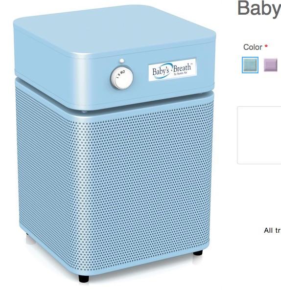 AUSTIN-AIR Austin Air-Baby's Breath Junior