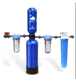 Whole House Water Filter, Well